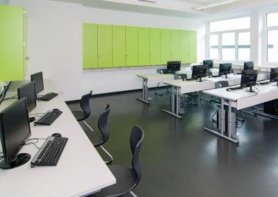 Neue Mittelschule EDV-Raum