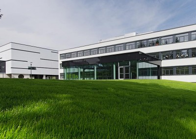 Neue Mittelschule Kirchbichl Ansicht