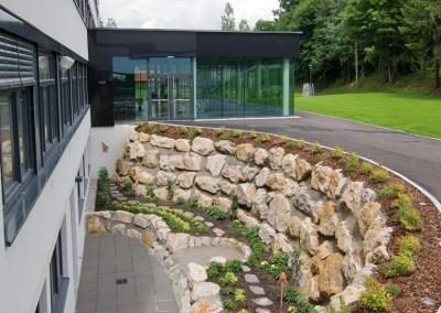 Neue Mittelschule Lehrgarten
